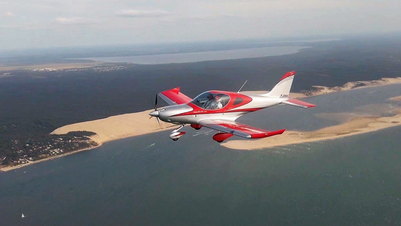 ULM XL8 Arcachon Izi-Fly