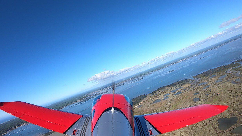 Brevet Pilote ULM Bassin d'Arcachon